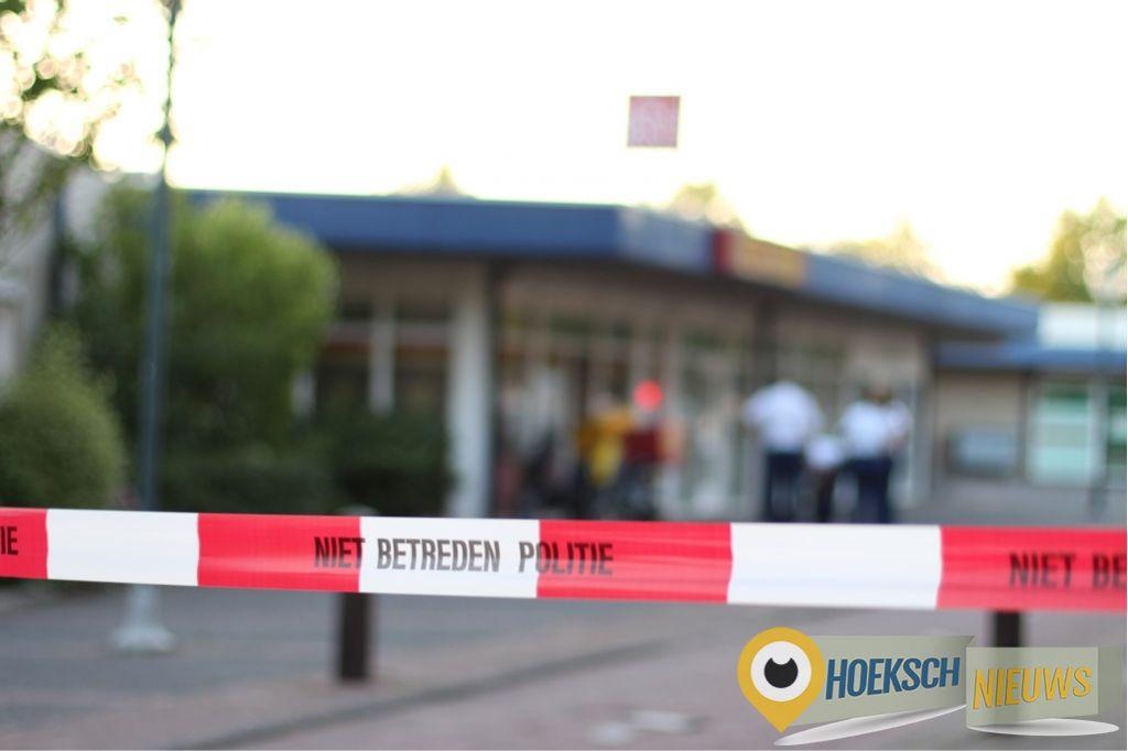 Overval Restaurant aan de Molenaar in Oud Beijerland - Foto Ferry Krauweel