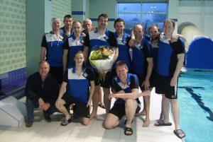 Teamfoto Heren 1  - Jasper van Everdingen via vrijlopen.nl
