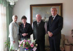 20160523 Echtpaar Bek uit Mijnsheerenland 60 jaar getrouwd 001