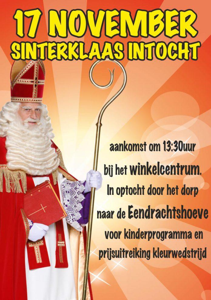Sinterklaas Intocht Zuid Beijerland Hoeksche Waard Nieuws