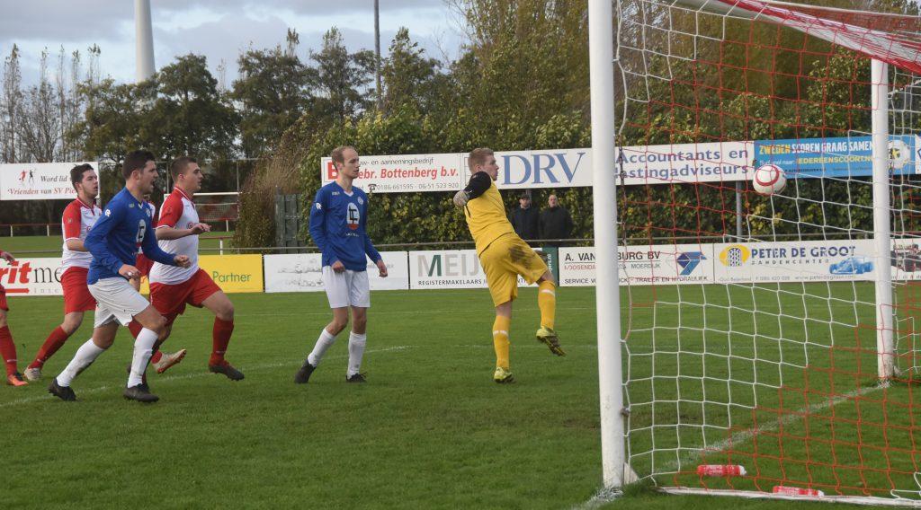 Goudswaardse Boys wint derby bij Piershil - Hoeksche Waard - Hoeksche Waard Nieuws