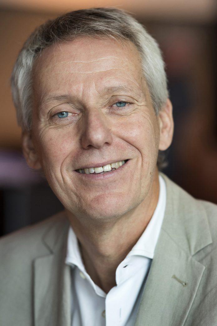 Jan Bonjer - Foto door Sander Nieuwenhuys