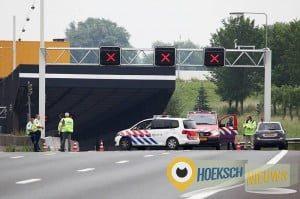 Ongeluk-Heinenoordtunnel-Woensdag-21-mei-2014-Foto-Jefrrey-Groeneweg-Q-Photo